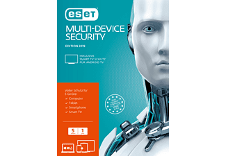 ESET Multi-Device Security 2019 Edition 5 User (FFP)