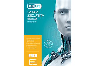 ESET Smart Security Premium 2019 Edition 3 User (FFP)
