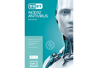 ESET NOD32 Antivirus 2019 Edition 3 User (FFP)