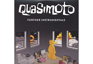 Quasimoto - Further Adventures Instr.(Picture Cover) - (Vinyl)