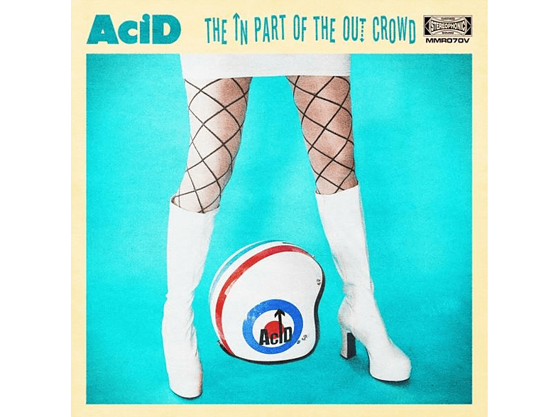 Acid - The In Part Of The Out Crowd [CD]