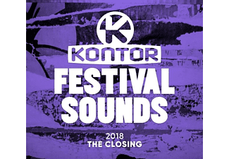 VARIOUS - Kontor Festival Sounds 2018-The Closing - (CD)