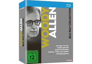 Woody Allen BLU-RAY Collection - (Blu-ray)