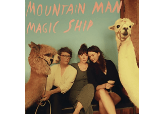 Mountain Man - Magic Ship - (CD)
