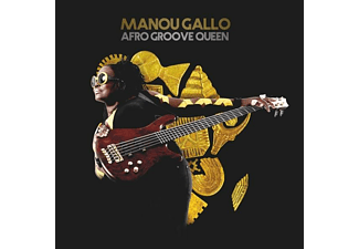 Manou Gallo - Afro Groove Queen - (Vinyl)