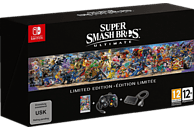 Super Smash Bros. Ultimate Limited Edition [Nintendo Switch]