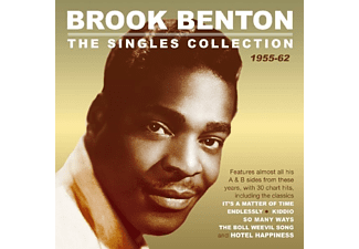 Brook Benton - Singles Collection 1955-62 - (CD)