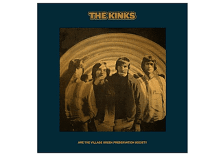 The Kinks - Are the Village Green Preservation Society - (LP + Bonus-CD)