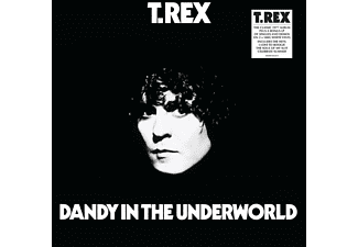 T. Rex - Dandy In The Underworld (weisses Vinyl) - (Vinyl)