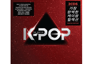 VARIOUS - The Best Of K-Pop - (CD)