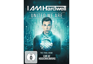 Hardwell - United We Are - (DVD)