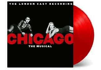 VARIOUS - Chicago-1997 Musical London Cast (Limited Rotes Vinyl) - (Vinyl)