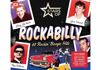 VARIOUS - Stars Of Rockabilly - (CD)
