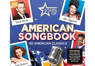 VARIOUS - Stars Of American Songbook - (CD)
