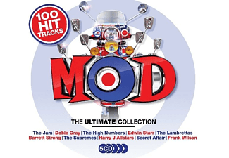 VARIOUS - Ultimate Mod - (CD)