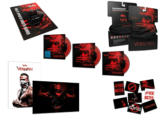 Twin - Verboten (Limited Fanbox) - (CD + DVD Video)