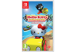 Switch - Hello Kitty Kruisers /Multilinguale