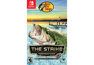 Bass Pro Shops: The Strike - Championship Edition FR/UK Switch + canne à pêche