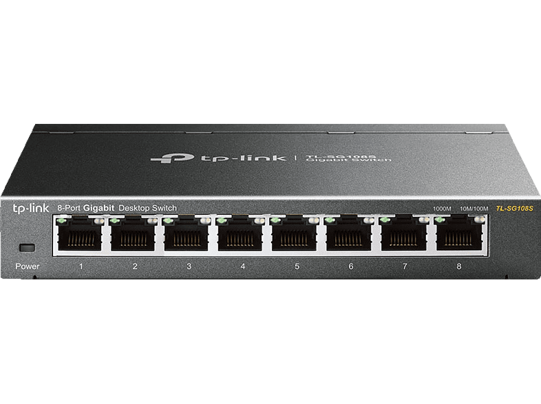 Switch TP-LINK TL-SG108S 8