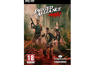 Jagged Alliance: Rage! UK/FR PC