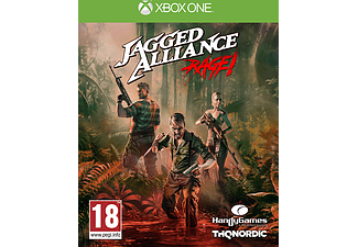 Jagged Alliance: Rage! UK/FR Xbox One