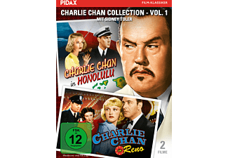 Charlie Chan Collection - Vol. 1 - (DVD)