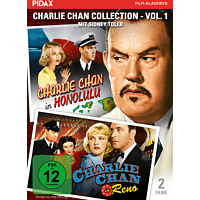 Charlie Chan Collection - Vol. 1 [DVD]