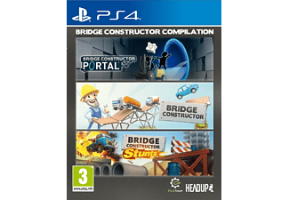 Bridge Constructor Compilation NL/FR PS4
