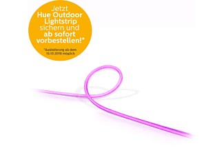 PHILIPS Hue White and color ambiance Outdoor Lightstrip 2 Meter