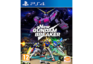 New Gundam Breaker FR PS4