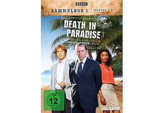 Death in Paradise Sammelbox 1 Staffel 1-3 - (DVD)