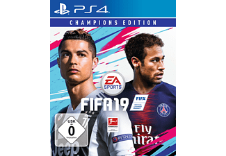 FIFA 19 Champions Edition (Nur Online) - PlayStation 4