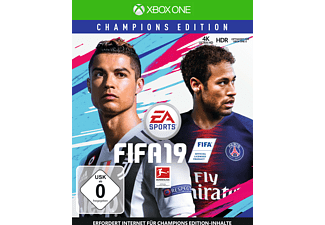 FIFA 19 Champions Edition (Nur Online) - Xbox One