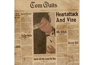 Tom Waits - Heartattack And Wine (Remastered)-Clear Vinyl - (Vinyl)
