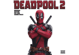 VARIOUS - Deadpool 2 (Original Motion Picture Soundtrack) - (Vinyl)