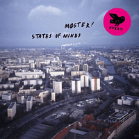Moster! - States Of Minds [Vinyl]