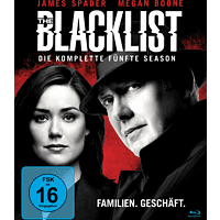 The Blacklist - Die komplette fünfte Season [Blu-ray]