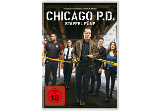 Chicago P.D.-Season 5 - (DVD)