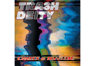 Trash Deity - Cross & Divide - (CD)