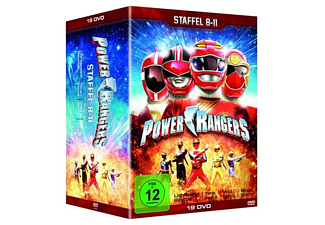 Power Rangers (8-11) - (DVD)