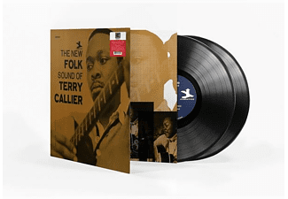 Terry Callier - The New Folk Sound Of Terry Callier (Limited Edition) - (Vinyl)