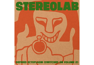 Stereolab - Refried Ectoplasm (Ltd.Remastered Clear 2LP+MP3) - (LP + Download)