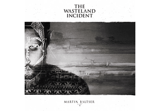 Martin Baltser - The Wasteland Incident (Black Vinyl) - (Vinyl)