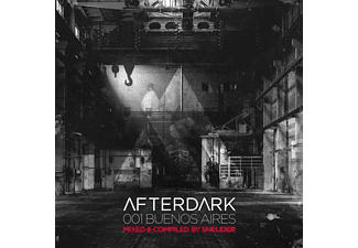 VARIOUS - Afterdark 001-Buenos Aires-Mixed By Sneijder - (CD)