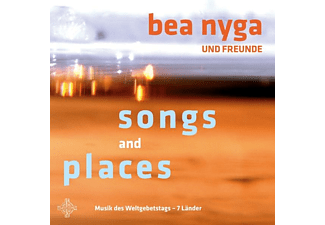 Bea/und Freunde Nyga - Songs And Places - (CD)