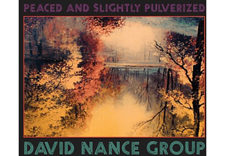 David Nance Group - Peaced And Slightly Pulverized - (Vinyl)