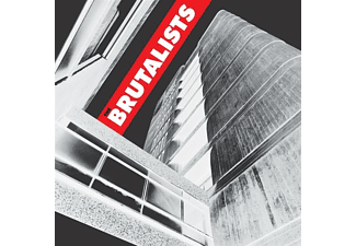 The Brutalists - The Brutalists - (CD)