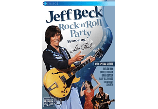 Jeff Beck - Rock 'n' Roll Party Honouring Les Paul (DVD) - (DVD)