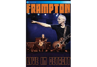 Peter Frampton - Live In Detroit (DVD) - (DVD)