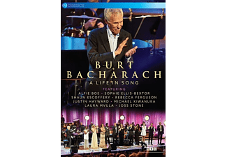 Burt Bacharach - A Life In Song (DVD) - (DVD)